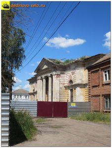Воскресенская церковь, реконструкция. 2016г.