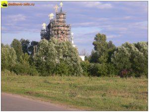 Троицкий храм, реконструкция. 2007 г.