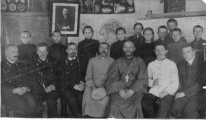 Преподаватели Дединовского училища. Фото из Интернета