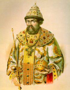 Царь Алексей Михайлович. Фото с сайта ansya.ru
