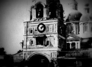 Колокольня Ивана Грозного. Фото с сайта luhovici-hram.ru