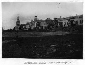 Центральная площадь села. Фото с сайта dedinov.ru