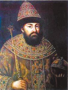 Князь Московский Иван III Васильевич (Иван Великий).
