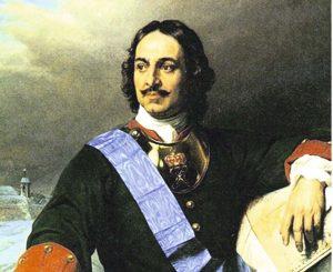 Император Пётр 1. Фото с сайта filipoc.ru.