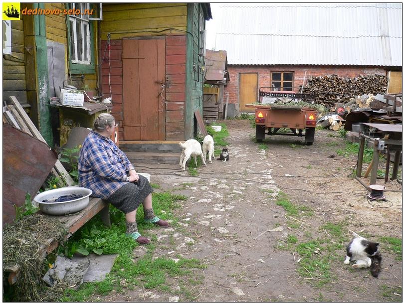 На дворе, Дединово